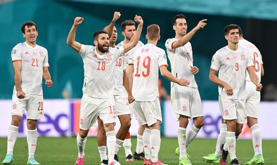 UFABETWINS สเปนผ่านเข้ารอบรองชนะเลิศยูโร 2020 จากการดวลจุดโทษ ขณะที่เบลเยียมพบกับอิตาลี